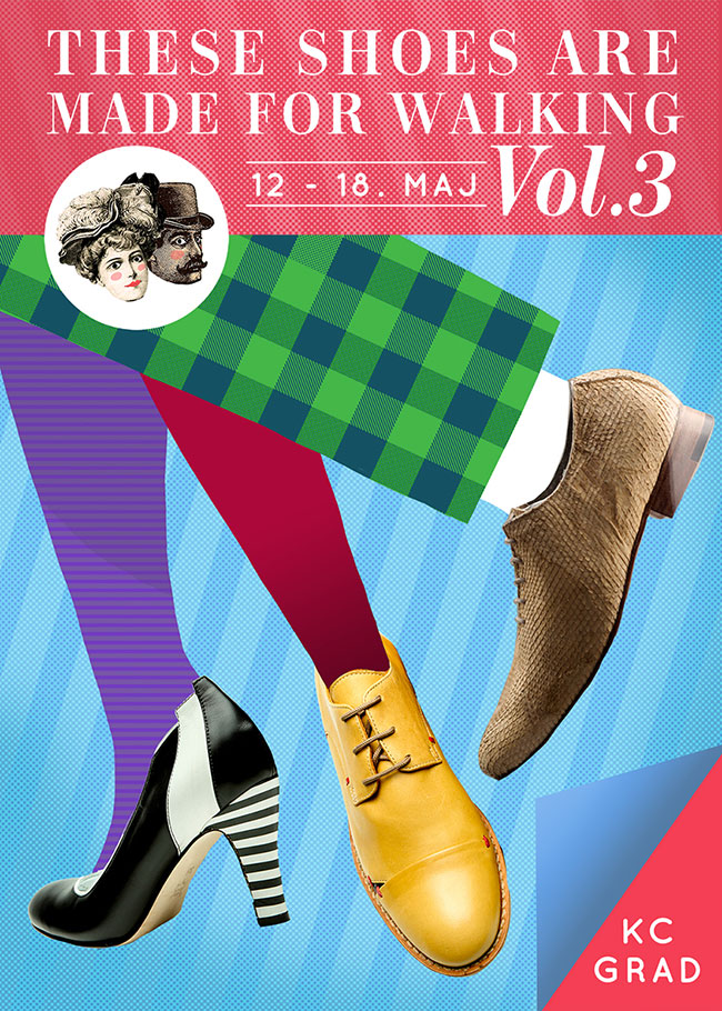 these shoes are made for walking vol 3 plezir