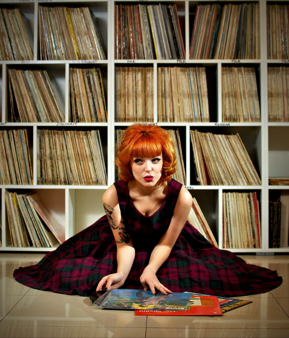 Leila Records and Books 4