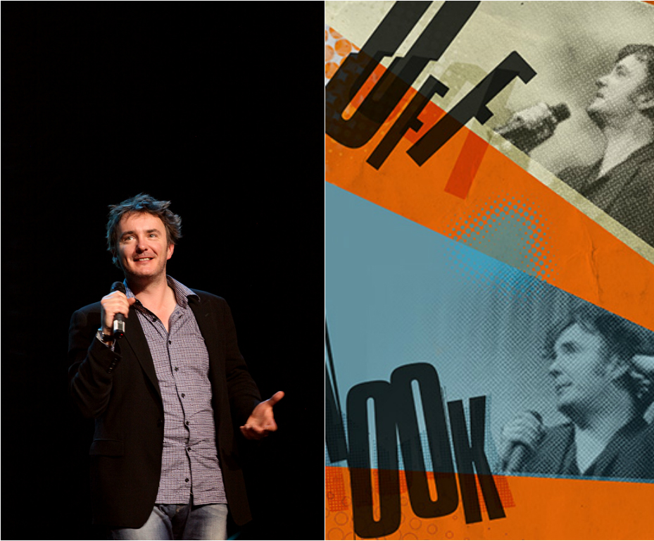 "Dylan Moran u Beogradu sa novim nastupom ""Off The Hook"""
